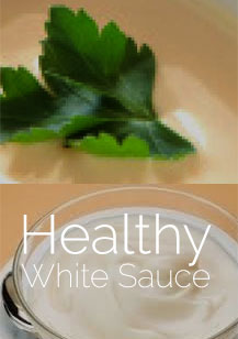 Healthy White Sauce