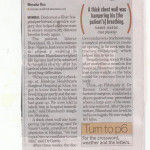 Hindustan Times 5th March 2013