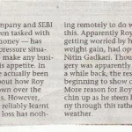Mumbai Mirror 20th Feb 2013